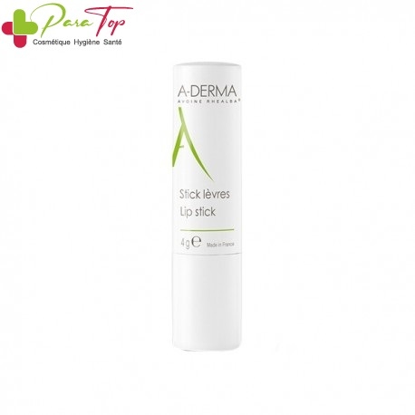 A-DERMA Stick Lèvres Réparation Intense 4g
