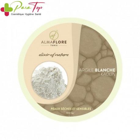 ALMAFLORE Argile Blanche, 100 g
