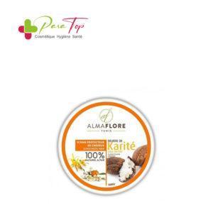 ALMAFLORE Beurre de Karité ylang ylang et Orange 100gr 005554