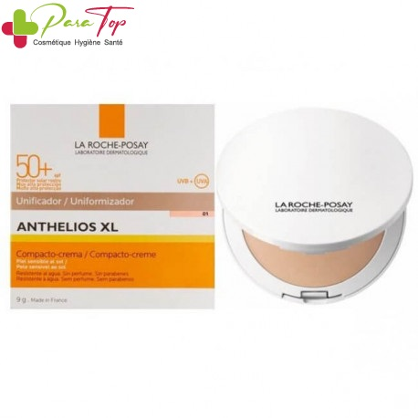 Anthelios XL Compact Crème SPF 50+, 9g