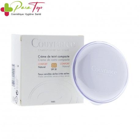 Avene COUVRANCE Compact Confort – N2 Naturel, 9.5g
