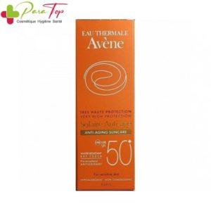 Avène Solaire crème Anti-âge très Haute Protection SPF50+ 50ml