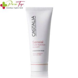 CASTALIA Sensial Fluide Hydratant Apaisant, 40ml
