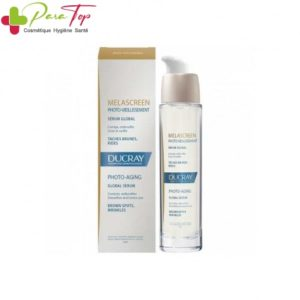 Ducray Melascreen Sérum global contre le photo-vieillissement, 30 ml 006702