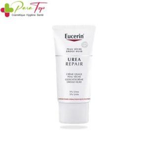 Eucerin UREA Repair crème visage peau sèche 50 ml