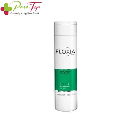 FLOXIA GEL PURIFIANT PEAUX GRASSES 200ML