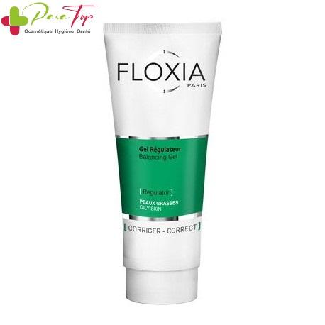 FLOXIA Gel Régulateur, 40ml