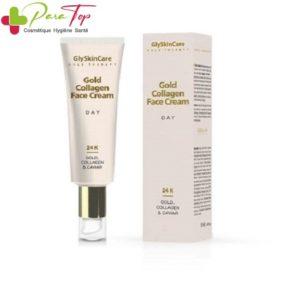 GlySkinCare – Gold Collagen Face Cream – DAY