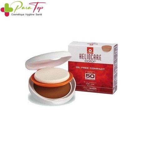 HELIOCARE Oil free Compact light spf 50+