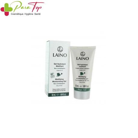 LAINO gel hydratant matifiant, 50 ML