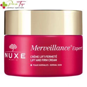NUXE Merveillance expert Crème correctrice rides installées Peaux Normales, 50 ml