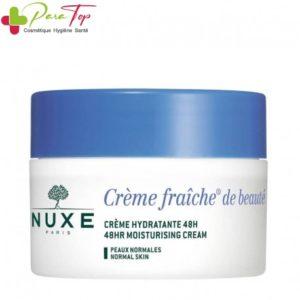 Nuxe Crème Fraîche de Beauté PEAUX NORMALES, 50ml