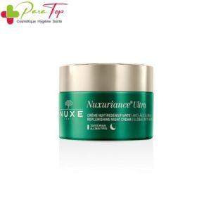 Nuxuriance Ultra Crème de nuit redensfiante anti-âge global – 50 ml