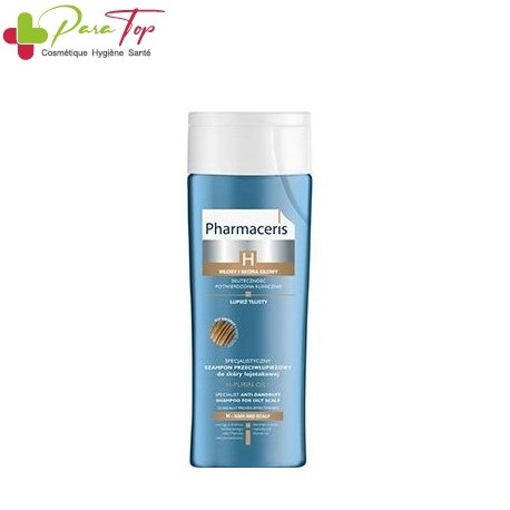 Pharmaceris Shampooing Antipelliculaires H-Purin Oily 250  009507