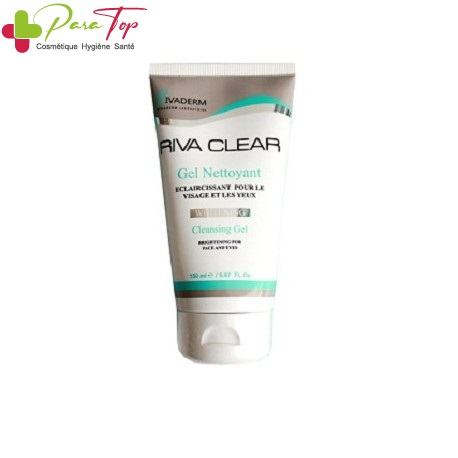 RIVADERM RIVA CLEAN GEL NETTOYANT ECLAIRCISSANT 150ML