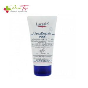Eucerin urearepair plus crème mains 5% urée réparatrice 75ml