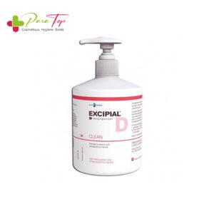 Excipial Clean nettoyant doux pour les mains, 500 ml