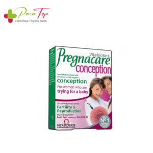 Vitabiotics Pregnacare Conception, 30 comprimés
