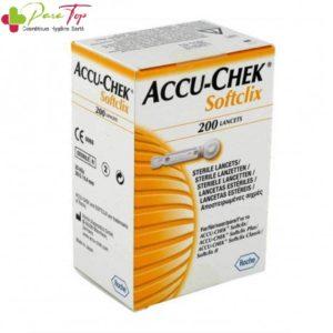 ACCU-CHEK® Softclix Lancettes, 200 lancettes