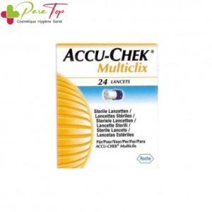 ACCU-CHEK LANCETTES BT/200