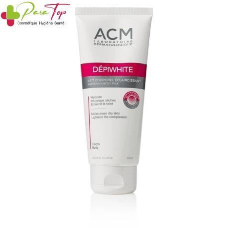 ACM Depiwhite Lait Corporel, 200 ml