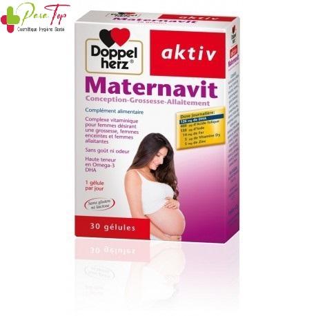 AKTIV MATERNAVIT, 30 Gélules