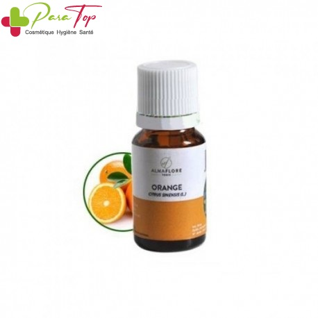 ALMAFLORE Huile Essentielle d'orange douce BIO, 10ML 005379