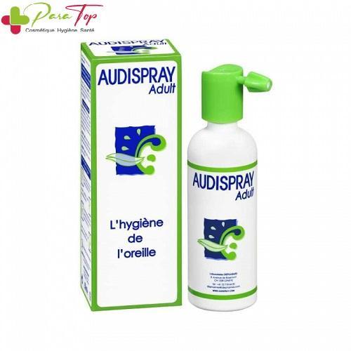 AUDISPRAY ADULT: Nettoyant auriculaire, 45ml