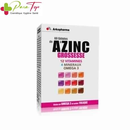 Arkopharma Azinc Grossesse, 30 gélules