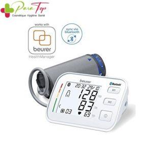 BEURER BM57 Tensiomètre à brassard  Bluetooth