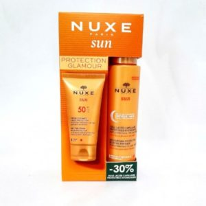 COFFRET NUXE SUN PROTECTION GLAMOUR