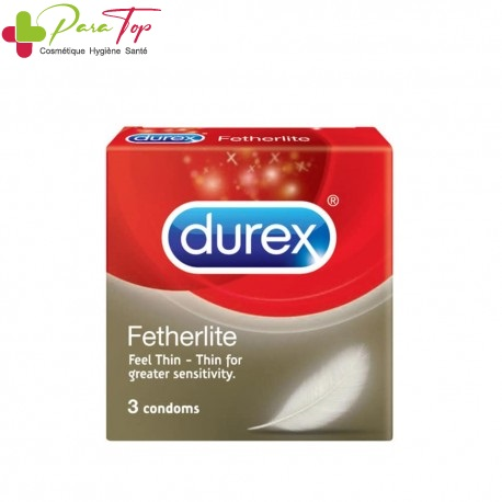 DUREX FETHERLITE ULTRA BT/3