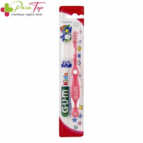 GUM Brosse à dents Kids 3-6 ans 901