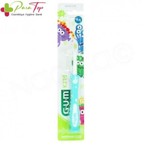 GUM Brosse à dents Kids 3-6 ans (901)