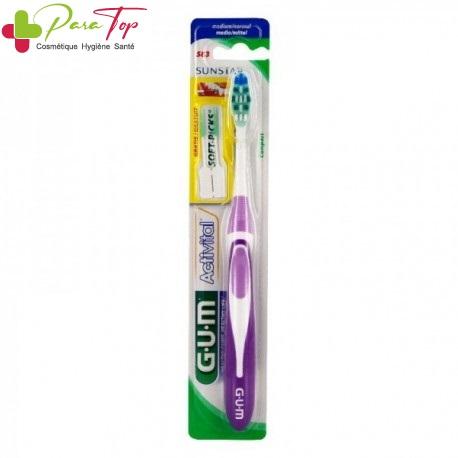 GUM brosse à dents activital medium 583