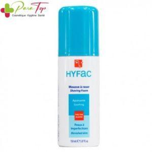 Hyfac Mousse à raser , 150 ml