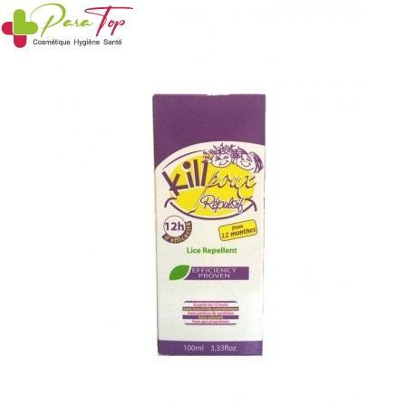 KILLPOUX Spray Répulsif Anti-Poux 100ml