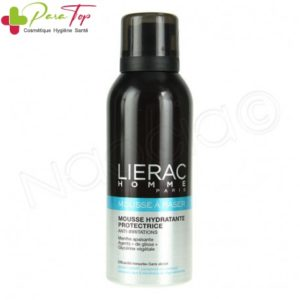 LIERAC HOMME MOUSSE A RASER, 150ml