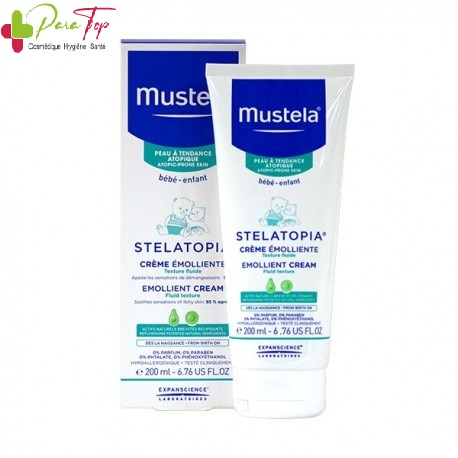 MUSTELA Stelatopia Crème Emolliente, 200ml