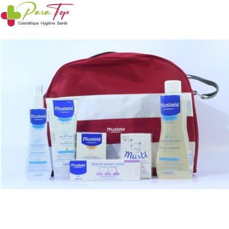 Mustela – Trousse Maternité Mes Premiers Produits Mustela 0m+ (Grand modèle)