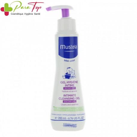 Mustela gel hygiène intime Bébé et Enfant 200 ml