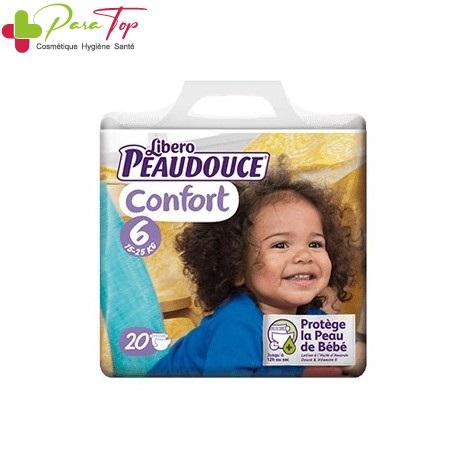 Peaudouce Confort 15-25 Kg , 20 unités