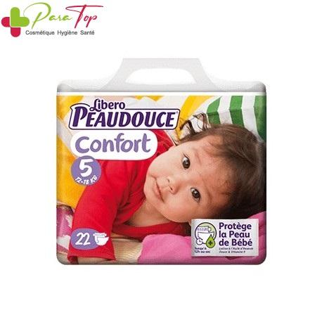 Peaudouce Confort 15-25 Kg Taille 5 , 20 unités