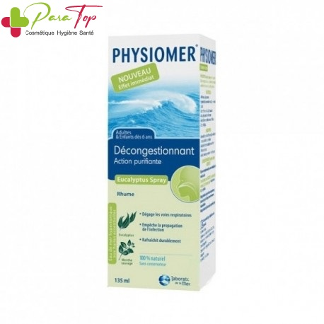 Physiomer Eucalyptus Spray, 135ml