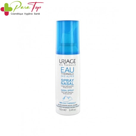 Uriage Eau Thermale Des Alpes Spray Nasal 100 ml