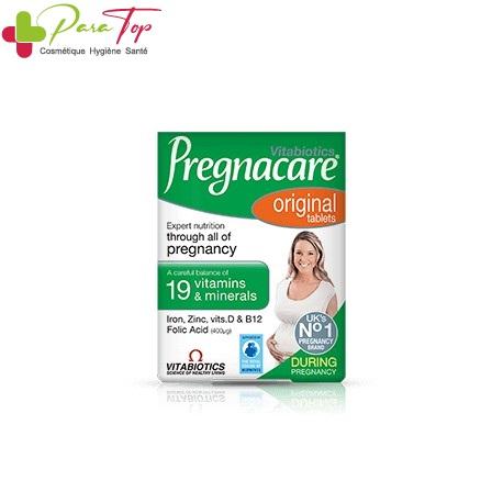 Vitabiotics Pregnacare Original, 30 Comprimés