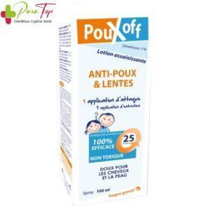 XEN POUXOFF ENFANT ANTI POUX SPRAY, 100Ml