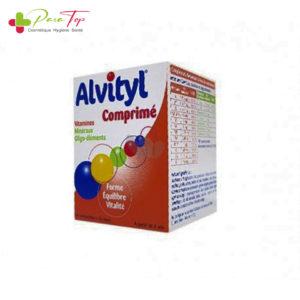 ALVITYL COMPRIME VITAMINES +MINERAUX+OLIGO BT/40
