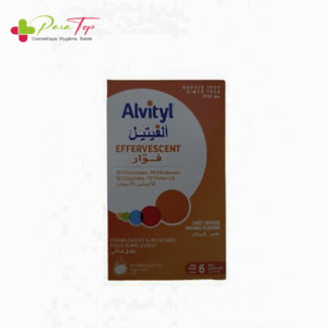ALVITYL MULTIVITAMINE EFFERV SANS SUCRE B/30