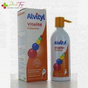 ALVITYL SIROP MULTIVITAMINES SIROP, 150ML